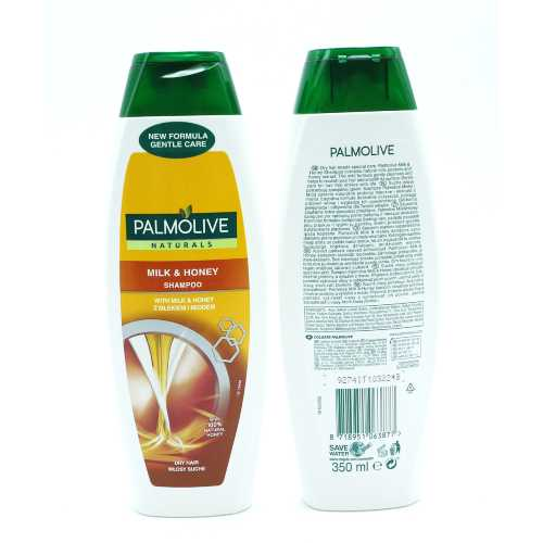 Shampoo Palmolive Milk & Honey 350 ml