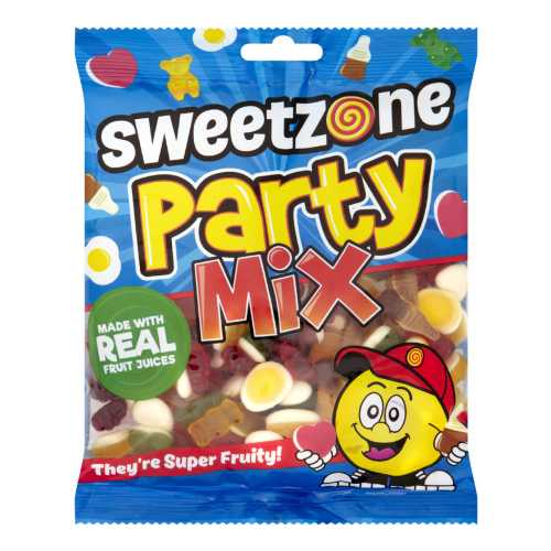 Sweet Zone Party Mix 180g X 12