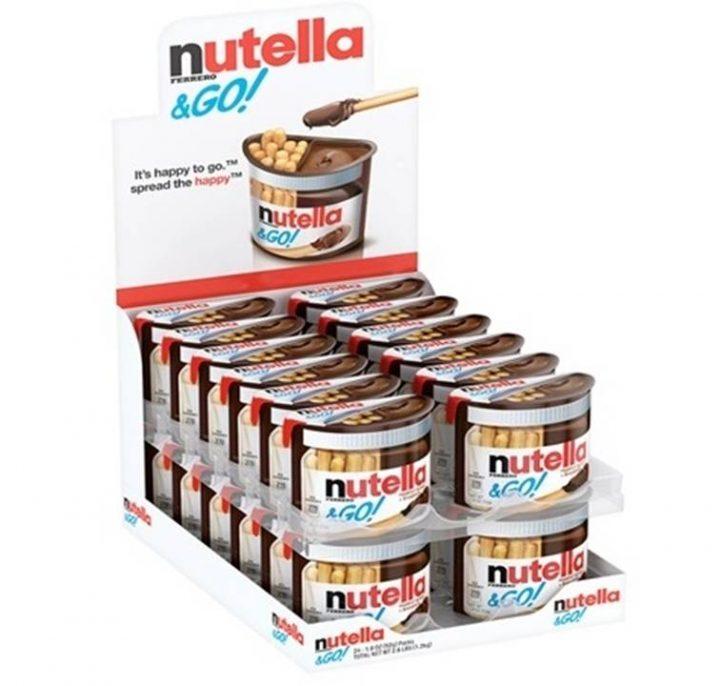 Biscuits Nutella & Go! 48g 12/Box